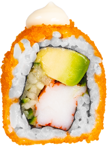 Foto California Masago roll