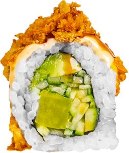 Foto Crunchy Vegetable roll