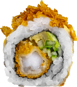 Foto Crunchy Ebi Fried roll